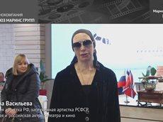 Татьяна Васильева - народная артистка РФ, актриса театра и кино в «Маринс Парк Отель Ростов»