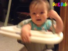 Hilarious, Growling Baby. Cute and Funny Baby Videos 2017. Super funny baby compilation