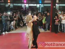Sexy Bachata dance
