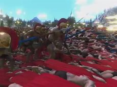5.000 WW2 U.S. SOLDIERS vs 40.000 SPARTANS - Ultimate Epic battle Simulator.mp4